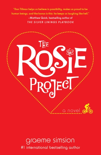 The Rosie Project by Graeme Simsion Book Review | Fairly Southern